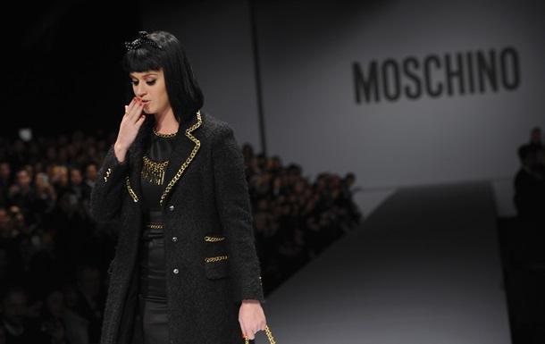Кэти Перри стала лицом итальянского модного бренда