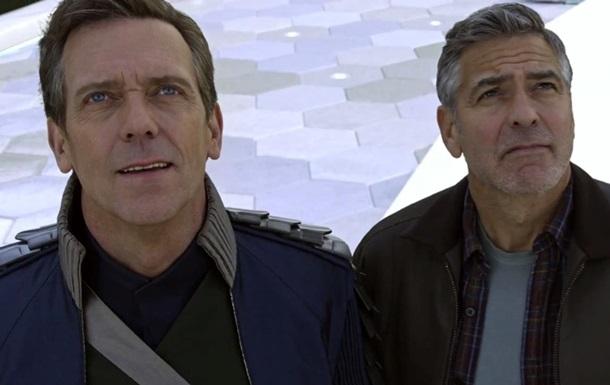 Земля будущего  с Джорджем Клуни и Хью Лори провалился в мировом прокате