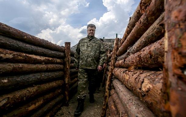 Порошенко: РФ устроила геноцид русскоязычному населению Украины