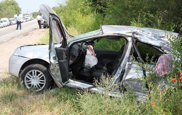 В Запорожской области в ДТП погибли три человека