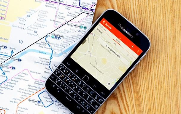 BlackBerry готовит свой первый смартфон на платформе Android