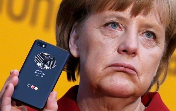В Германии прекращено расследование прослушки телефона Меркель