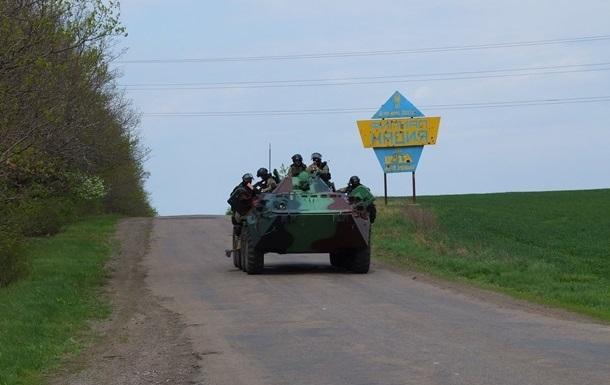 Сепаратисты увеличили интенсивность обстрелов – штаб АТО