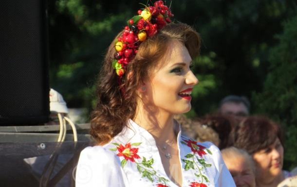 В Мелитополе прошел  черешневый  парад