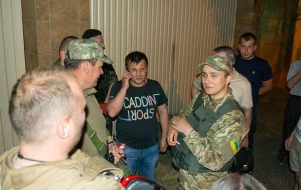 В Одессе евромайдановцы заняли офис Компартии - СМИ
