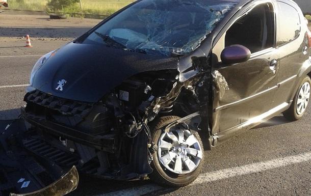 На Николаевщине пять человек пострадали в ДТП