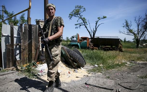 В Широкино взят в плен военнослужащий РФ -  Правый Сектор