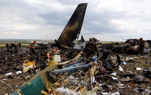 Года не хватило. Следствие о катастрофе ИЛ-76 над Луганском продолжается