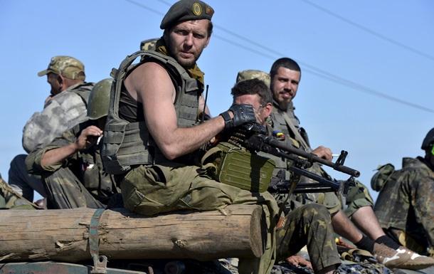 За день сепаратисты 65 раз обстреляли позиции сил АТО - штаб