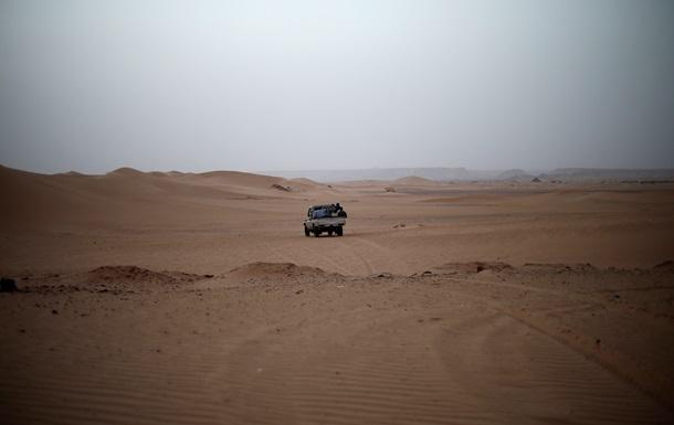В Сахаре найдены тела 18 мигрантов, бежавших в Европу