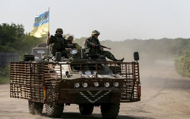 Сутки в АТО: на линии огня Опытное, Донецк и Пески