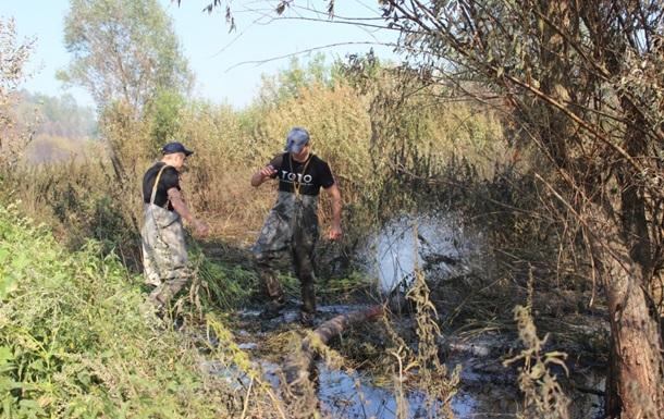 Под Киевом в семи местах до сих пор горят торфяники