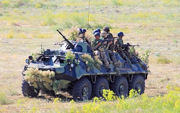 Украинские ВМС провели под Одессой тактические учения