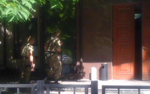 В офисе фирмы Ахметова в Запорожье идет обыск - СМИ