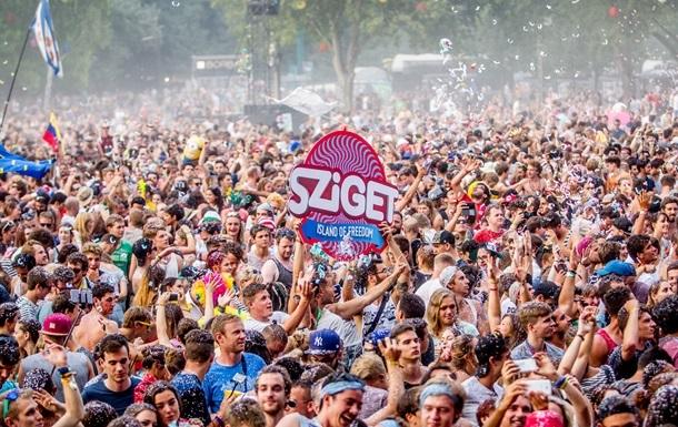 Крупнейший фестиваль Европы Sziget посетили почти полмиллиона человек