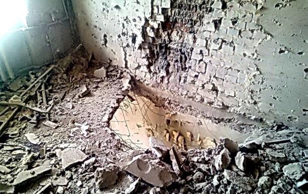 Силовики показали Авдеевку после обстрелов