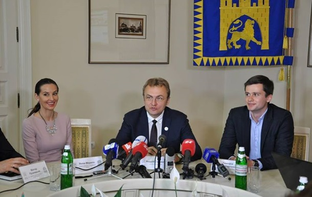 Яника Мерило стала советником мэра Львова
