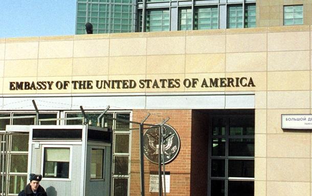 Посольству США в Москве сообщили о якобы заложенной бомбе