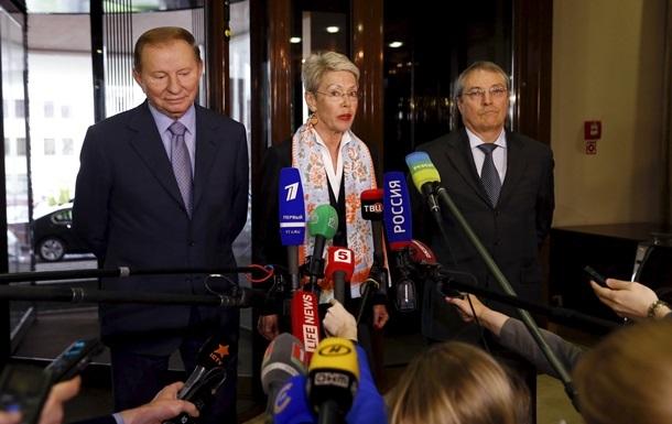 Завтра в Минске пройдут переговоры по Донбассу