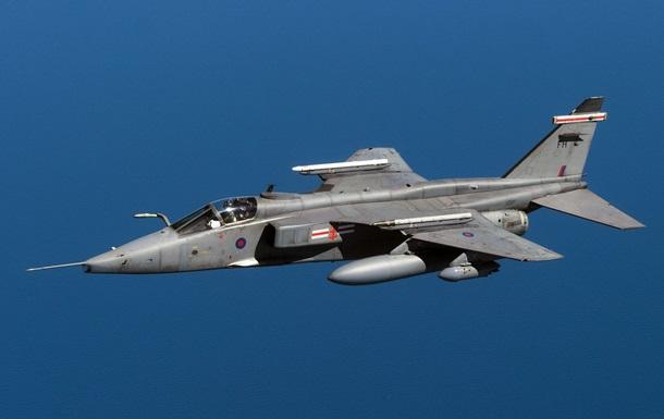 В Индии разбился истребитель Sepecat Jaguar