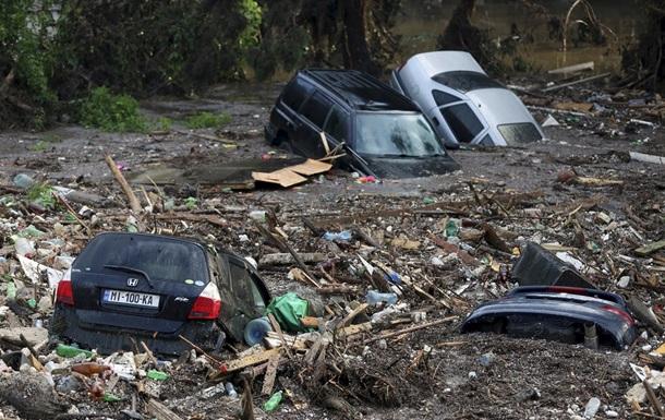 Власти Грузии оценили ущерб от наводнения в Тбилиси в $45 млн