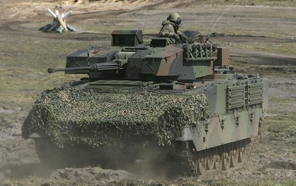 В Германии предостерегли США от размещения танков в Восточной Европе