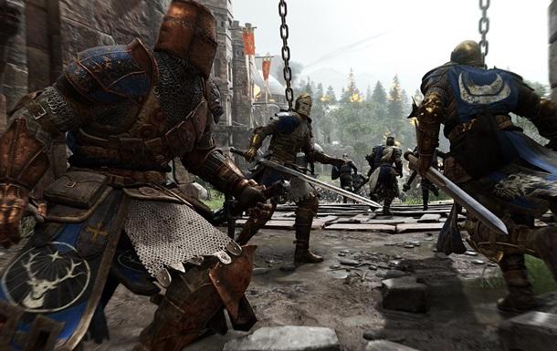 For Honor - новая игра от компании Ubisoft.