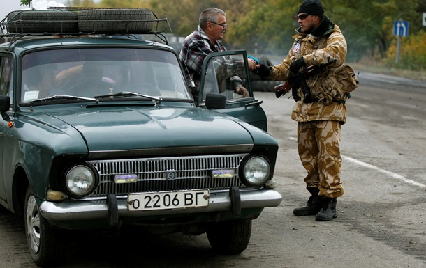 СБУ обновила правила проезда на Донбасс