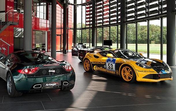 Возрожденная марка Artega покажет новый спорткар во Франкфурте