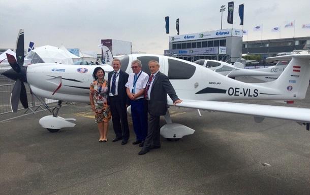 Украина будет производить двигатели для австрийских самолетов
