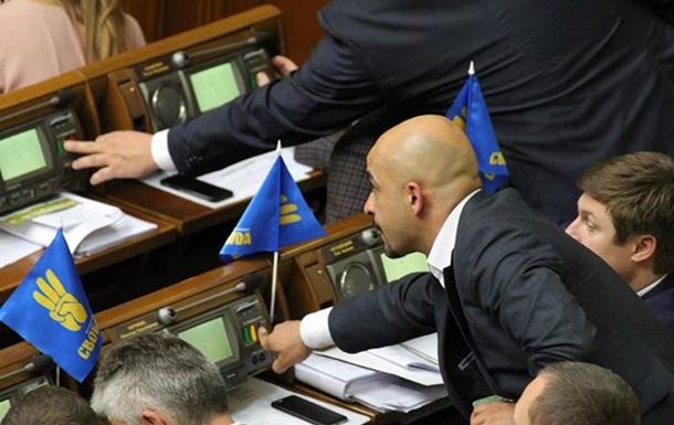 В Раде придумали наказание для депутатов- кнопкодавов