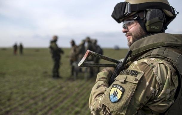Полк Азов будет реорганизован в бригаду спецназначения – Билецкий