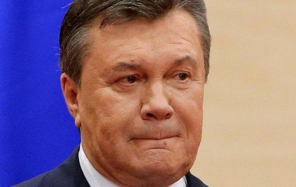 Закон о лишении Януковича звания президента Украины вступил в силу