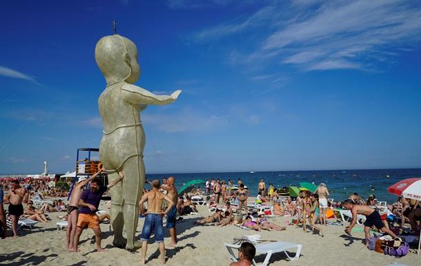 Светящаяся Любовь. На знаменитом Burning Man впервые представят Украину
