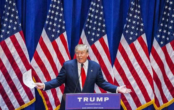 СМИ показали жизнь кандидата в президента США Дональда Трампа