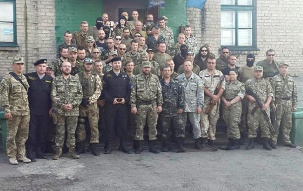 Военный прокурор рассказал о судимых в батальоне Торнадо