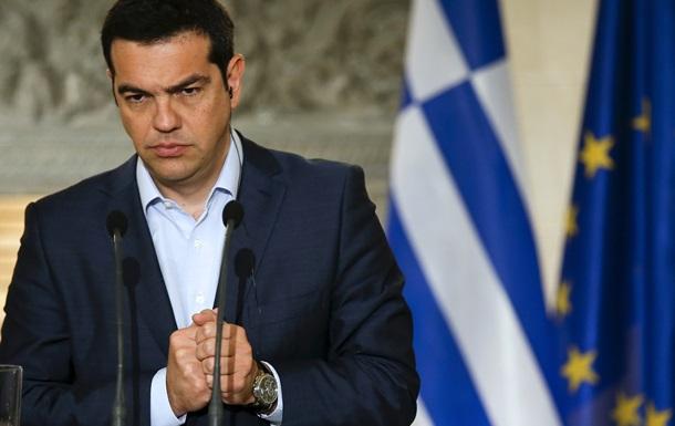 Ципрас: Кризис в Украине открыл новую рану в сердце Европы
