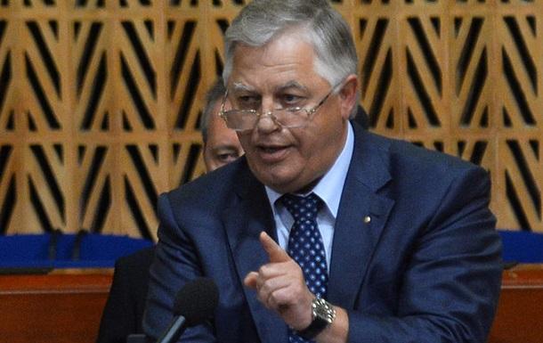 Симоненко раскритиковал законопроект о местных выборах