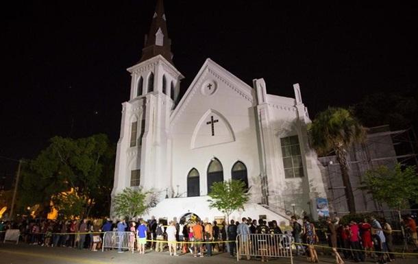 Задержанный американец сознался в стрельбе в церкви