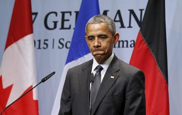 Обама: Расизм остается болезнью американского общества