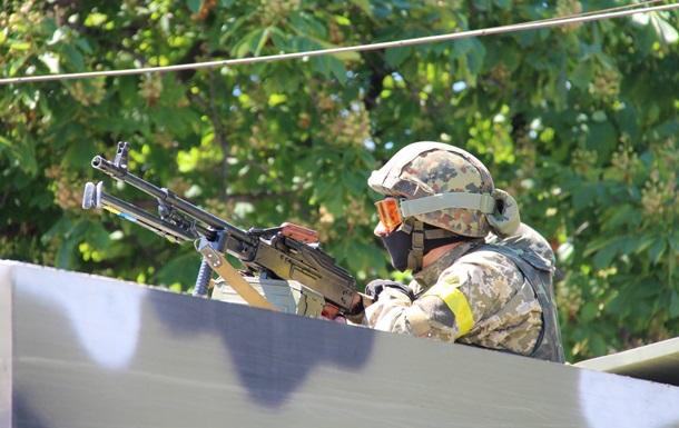Сутки в АТО: обстрелы не стихают по всей линии разграничения