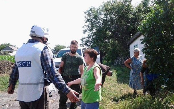 В ОБСЕ признали обстрел мирного дома со стороны Мариуполя