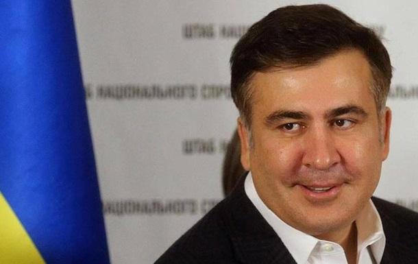 Саакашвили настаивает на усилении мер безопасности в Одессе
