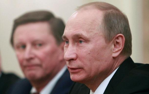 В Кремле прокомментировали возможность второго срока Путина