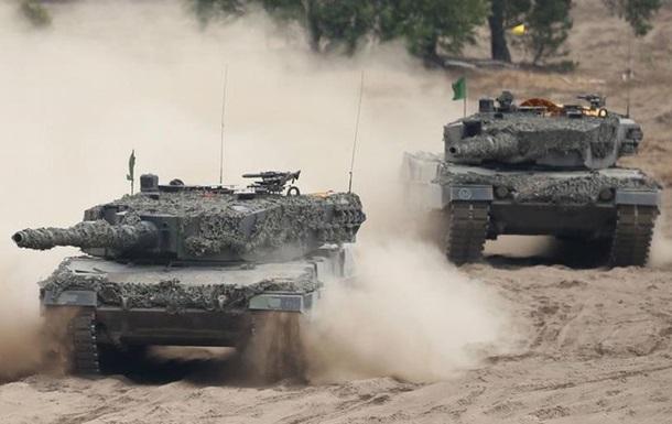 Бундестаг: Германии не хватает вооружений для выполнения задач НАТО