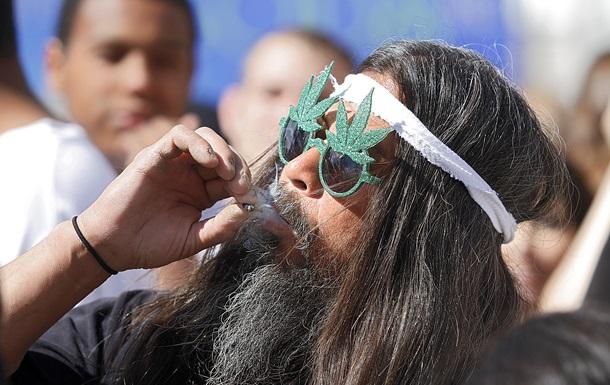 В США откроют первый в мире лагерь для любителей марихуаны