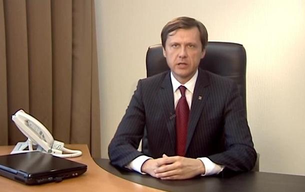 Глава Минэкологии обвинил Яценюка в коррупции и связях с олигархами