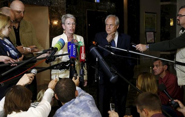 В Минске завершились очередные переговоры по Донбассу