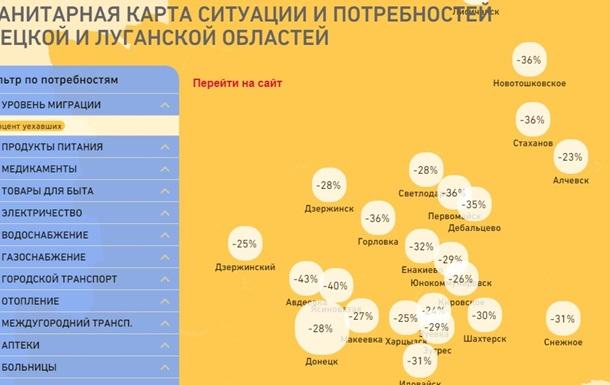 Более 90% жителей Донбасса не собираются покидать свои дома – исследование