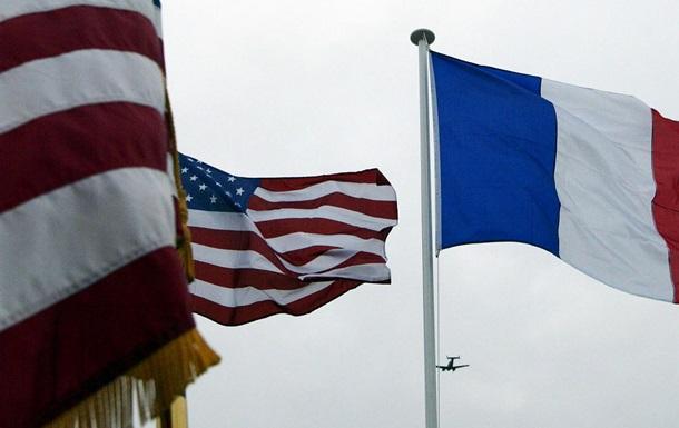 Париж возмутился возможной прослушкой и вызвал посла США